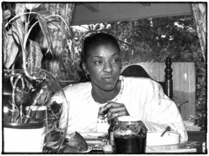 Natalie Cole at home in Los Angeles circa early 1980s© 1980 Michael Jones - Image 11486_0031