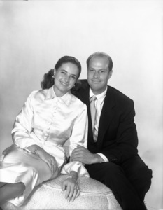 Paul Trousdale and his wife, Jean Vick1955© 1978 Wallace Seawell - Image 11490_0001
