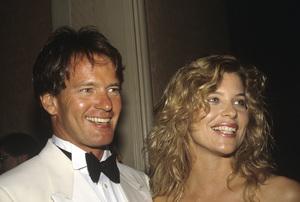 Fashion Show (by Nolan Miller) Gordon Thomson, Kate Vernon © 1988 Gunther - Image 11502_0024