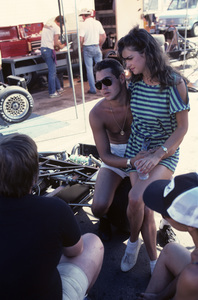 Chad McQueen1983© 1983 Gunther - Image 11508_0009