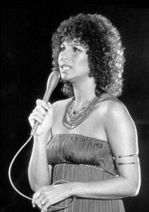 """Academy Awards: 49th Annual,""Barbra Streisand.  1977.**R.C. - Image 11512_0008"