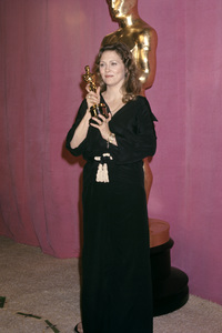 """Academy Awards: 49th Annual""Faye Dunaway1977© 1978 Gunther - Image 11512_0009"