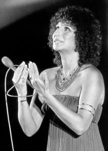 """Academy Awards: 49th Annual,""Barbra Streisand.  1977.**R.C. - Image 11512_0028"