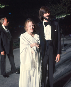 """Academy Awards: 49th Annual""Sissy Spacek, Jack Fisk1977 © 1978 GuntherMPTV - Image 11512_0036"