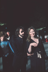 """Academy Awards - 49th Annual""Faye Dunaway1977 © 1978 Gunther - Image 11512_0043"