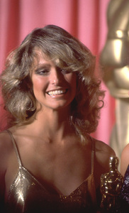 """Academy Awards: 50th Annual,"" Farrah Fawcett. 1978. © 1978 Gunther - Image 11513_0014"
