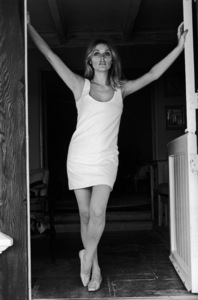 """Sharon Tate during the filming of """"Valley of the Dolls""""1967 © 1978 Gunther - Image 11514_0009"""