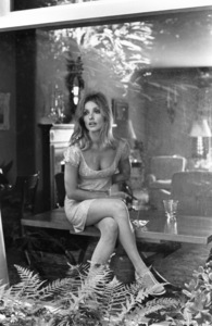 """Sharon Tate during the filming of """"Valley of the Dolls""""1967 © 1978 Gunther - Image 11514_0017"""