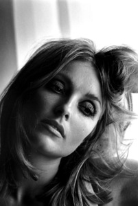 """Sharon Tate during the filming of """"Valley of the Dolls""""1967 © 1978 Gunther - Image 11514_0025"""