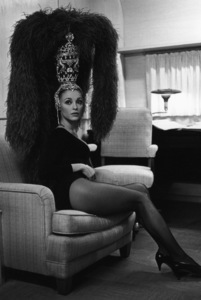 """Sharon Tate during the making of """"Valley of the Dolls""""1967© 1978 Gunther - Image 11514_0039"""