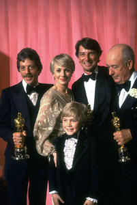 """Academy Awards: 51st Annual,"" Presentors Rick Schroder & Shirley Jones. 1979. © 1979 Gunther - Image 11518_0008"
