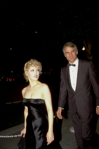 """Academy Awards: 51st Annual,"" Bernadette Peters, Steve Martin. 1979. © 1979 Gunther - Image 11518_0019"