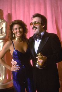 """Academy Awards: 51st Annual,"" Rachel Welch. 1979. © 1979 Gunther - Image 11518_0029"