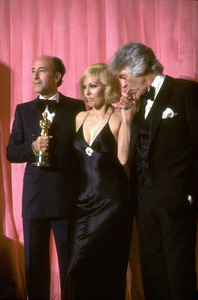 """Academy Awards: 51st Annual,"" Kim Novak, James Coburn. 1979. © 1979 Gunther - Image 11518_0035"