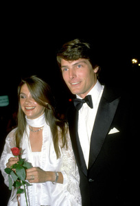 """""""Academy Awards: 51st Annual,"""" Christopher Reeve. 1979. © 1979 Gunther - Image 11518_0041"""