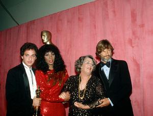 """Academy Awards: 51st Annual""Donna Summer, Kris Kristofferson1979 © 1979 Gunther - Image 11518_0050"