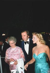 """Academy Awards - 51st Annual""David Frost, Carol Lynley1979 © 1979 Gunther - Image 11518_0054"
