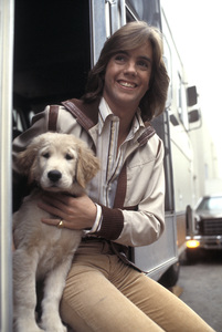 """The Hardy Boys Mysteries""Shaun Cassidy on the set1978 © 1978 Gunther - Image 11520_0004"