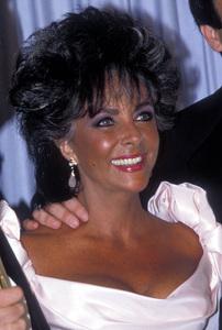 """""""Academy Awards: 59th Annual""""Elizabeth Taylor1987 © 1987 GuntherMPTV - Image 11521_0001"""