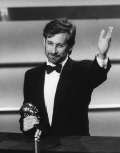 """Academy Awards: 59th Annual""Steven Speilberg1987**I.V. - Image 11521_0016"