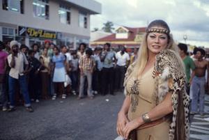 """""""Gold of the Amazon Women""""Anita Ekberg1979© 1979 Gunther - Image 11524_0006"""