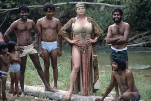 """""""Gold of the Amazon Women""""Anita Ekberg1979© 1979 Gunther - Image 11524_0007"""