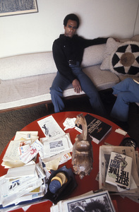Huey P. Newton1971 © 1978 Gunther - Image 11525_0004