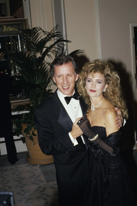 """The Golden Globe Awards""James Woods1988 © 1988 Gunther - Image 11528_0017"