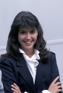 """Phoebe Cates on the set of """"Private School""""1982 © 1982 Gunther - Image 11529_0003"""