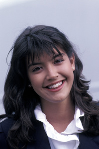 """Phoebe Cates on the set of """"Private School""""1982 © 1982 Gunther - Image 11529_0004"""