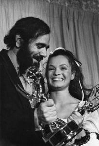 """""""Emmy Awards""""Michael Constantine, Karen Valentine1970© 1978 Gunther - Image 11531_0002"""