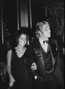 """Emmy Awards,"" 1970.Tina Sinatra with Dino Martin © 1978 Gunther - Image 11532_0001"