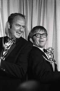 """The 22nd Annual Primetime Emmy Awards""Harvey Korman, Arte Johnson1970 © 1970 Gunther - Image 11532_0009"