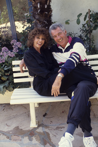 Jed Allan at home1991© 1991 Gunther - Image 11536_0004