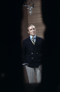 "Dick Cavett from ""The Dick Cavett Show""circa 1970 © 1978 Gunther - Image 11542_0001"