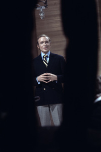 "Dick Cavett from ""The Dick Cavett Show""circa 1970 © 1978 Gunther - Image 11542_0002"