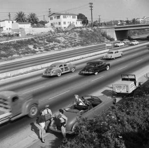Los Angeles Freeways1954 © 1978 Sid Avery - Image 11549_0024