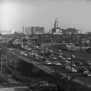 Los Angeles Freeways1961 © 1978 Sid Avery - Image 11549_0025