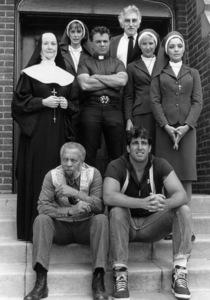 """Hell Town""Isabel Grandin, Jeff Corey, Natalie Core, Robert Blake, Rhonda Dotson, Vonetta McGee, Whitman Mayo, Tony Longo1985 NBC**H.L. - Image 11559_0005"