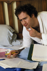 Andy Kaufman at home1984© 1984 Gunther - Image 11563_0022