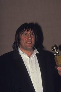 """""""Golden Globe Awards""""Gerard Depardieu1991 - Image 11568_0155"""