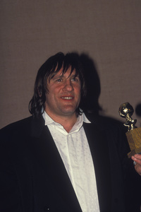 """Golden Globe Awards""Gerard Depardieu1991 - Image 11568_0155"