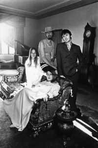 """The Mamas & the Papas""Michelle Phillips, John Phillips, Denny Doherty,"