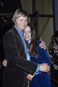 Jon Voight and Marcheline Bertrandcirca 1970s© 1978 Gary Lewis - Image 11589_0016