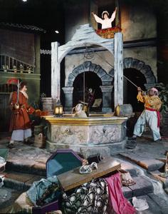 "Disneyland (""Pirates of the Caribbean"")circa 1960s** D.I.C. - Image 11598_0010"