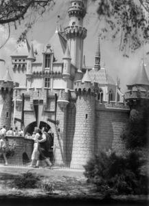 Disneylandcirca 1955© 1978 August Balbi - Image 11598_0012
