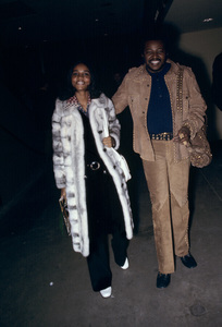 Fashion (Isaac Hayes concert goers)circa 1970s© 1978 Gunther - Image 11606_0017