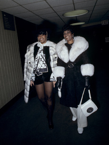Fashion (Isaac Hayes concert goers)circa 1970s© 1978 Gunther - Image 11606_0018