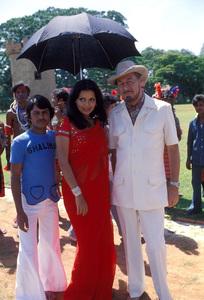 """Shalimar"" Zeenat Aman, Rex Harrison 1978 Razor Digital Entertainment © 1978 Gunther - Image 11607_0001"