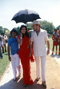 """Shalimar"" Zeenat Aman, Rex Harrison 1978 Razor Digital Entertainment © 1978 Gunther - Image 11607_0003"